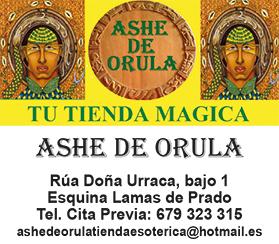 Ashe de Orula