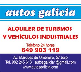 Autos Galicia