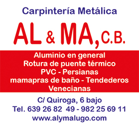 Carpinteria metalica Alma